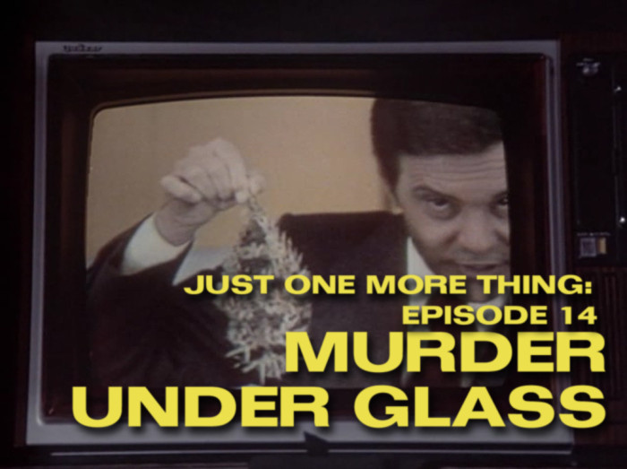 Episode 14 (Murder Under Glass)