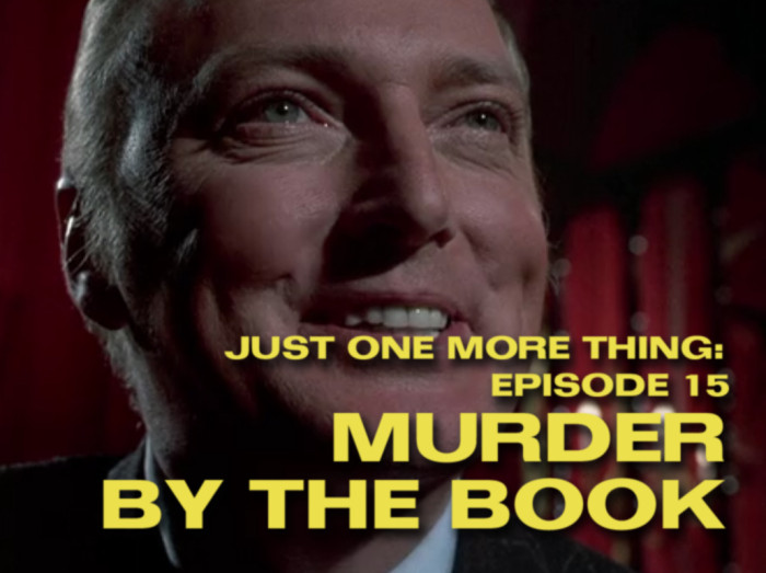 Episode 15 (Murder By The Book)