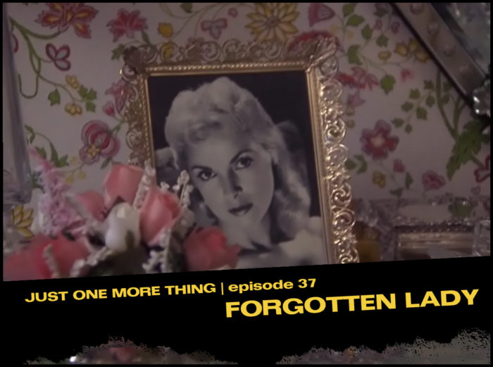Episode Card - Forgotten Lady