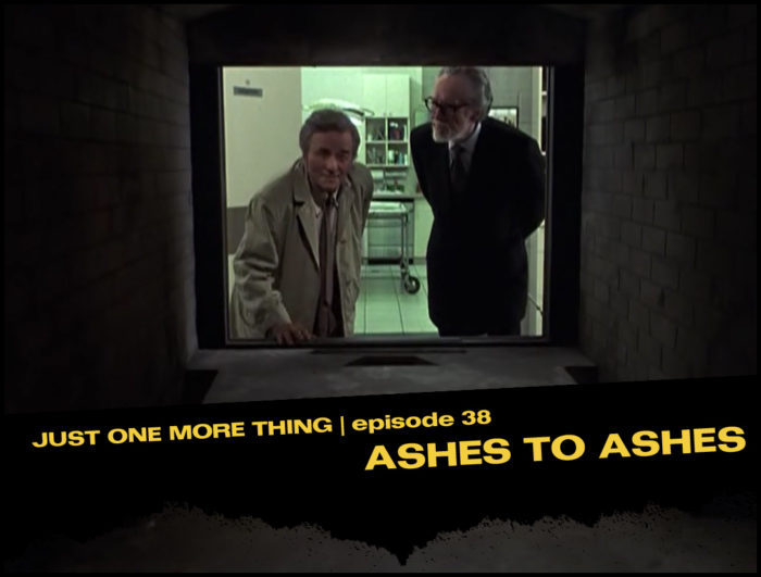 Episode Card - Ashes to Ashes