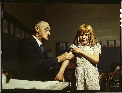 Snapshots: Demonstrating the Safety of Vaccine, 1956