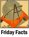 Friday Facts: Graffiti, Flying Ravioli, Native Alabamans